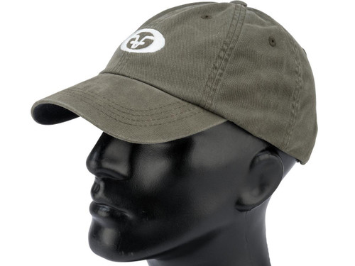 Flying Fisherman Cotton Twill Hat w/ Embroidered Logo