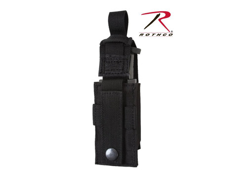 Single Pistol Mag Pouch With Insert - MOLLE