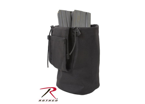 Roll-up Utility / Dump Pouch - MOLLE