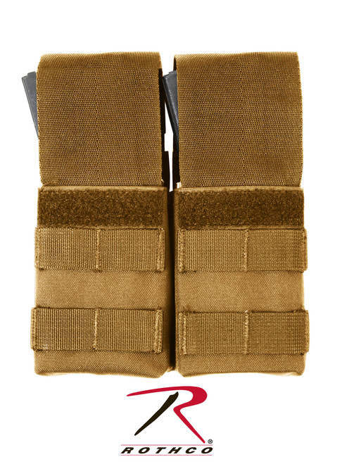 MOLLE Double M16 Pouch w/ Inserts