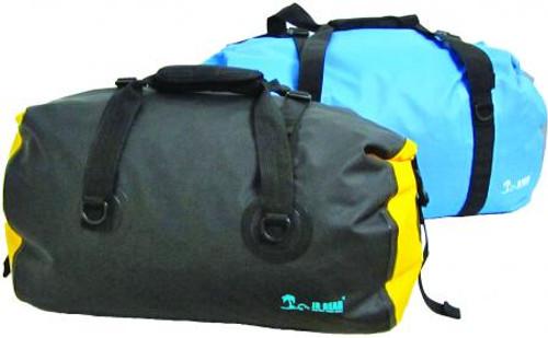 JR Gear Rol Top Vinyl Duffle Dry Bag 65L