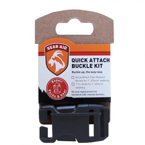 McNett Quick Attach Buckle Kit 1in - 6 Pack