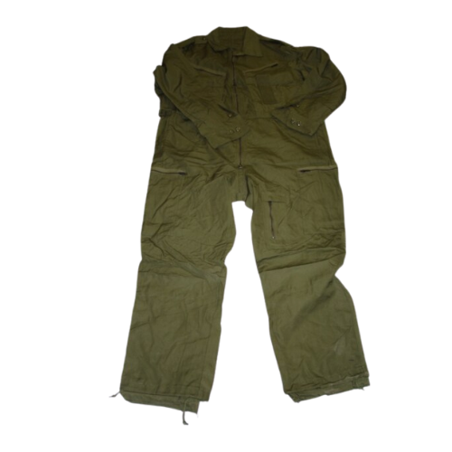 Canadian Military Vehicle Crewman Unlined Coveralls