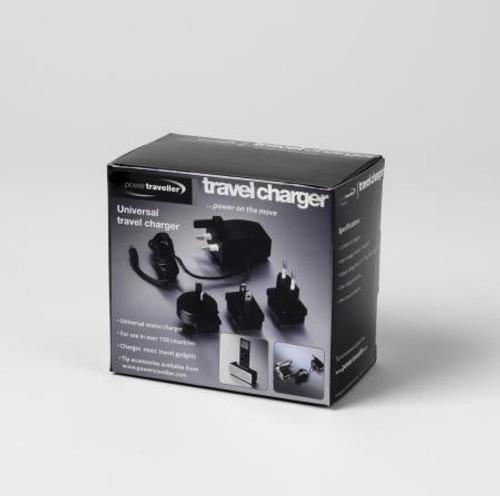 Powertraveller Universal AC Adapter