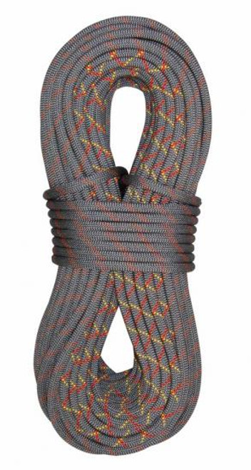 Rope - 9.8 mm Velocity Bicolour Dynamic Dry 70m - Silver