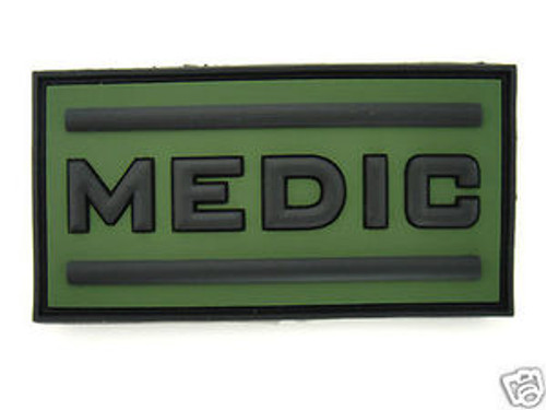 Medic Patch Forest - Morale Patch