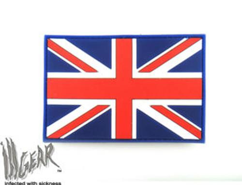 JTG UK Union Jack Flag PVC  - Morale Patch