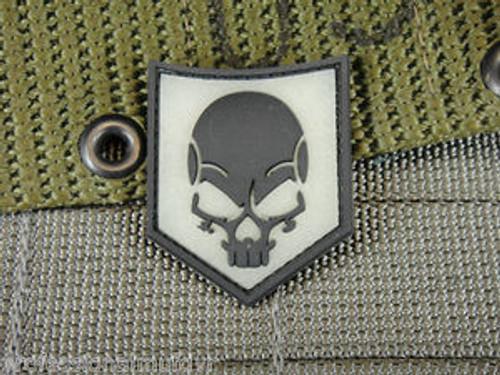 Ghost SOF Skull PVC - GITD SWAT OPS