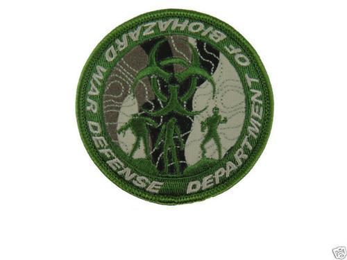 Department of Biohazard War Defense - Camo - Morale Patch