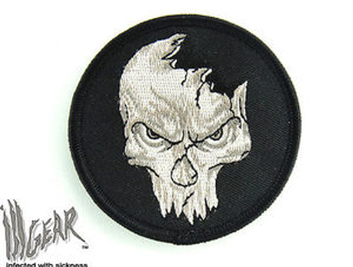 Pissed Skull - Morale Patch