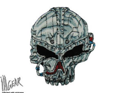 Machine Skull V2 - Morale Patch