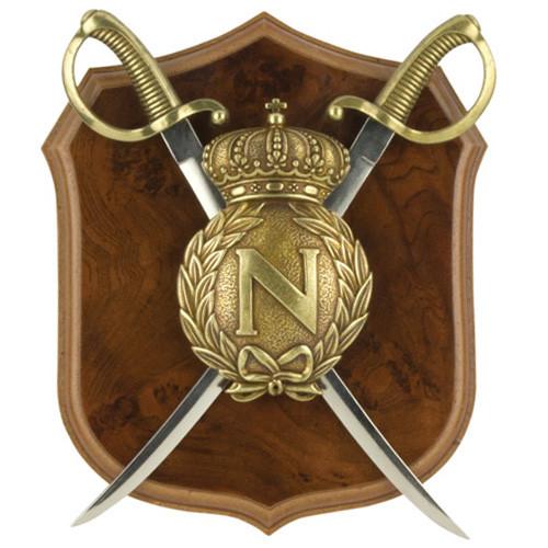 Denix Napoleonic Shield & Letter Opener Sabers