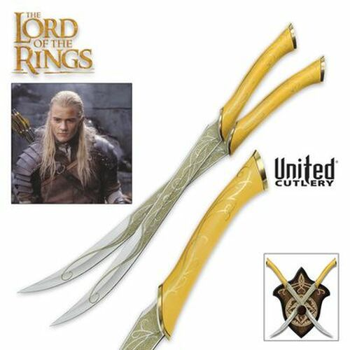 LOTR: Fighting Knives of Legolas Greenleaf