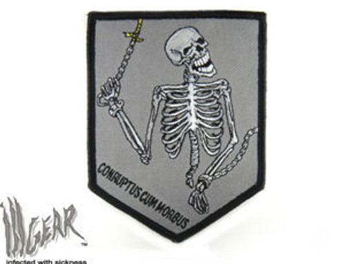 Chained Skeleton - Morale Patch