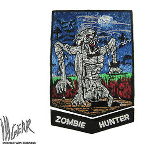 Zombie Out of Grave - Morale Patch