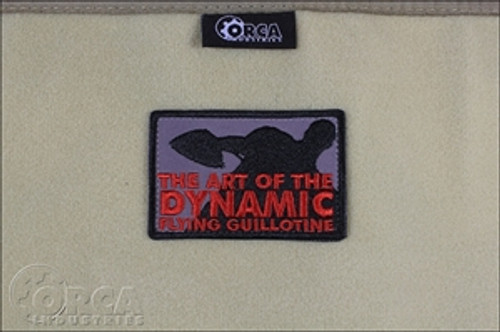 Art of the Dynamic Flying Guillotine - Morale Patch