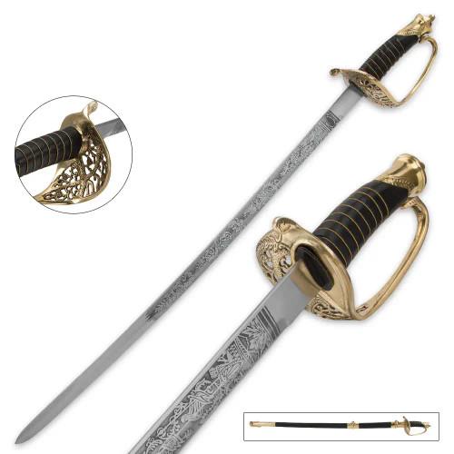 M1850 Field Officers Sword