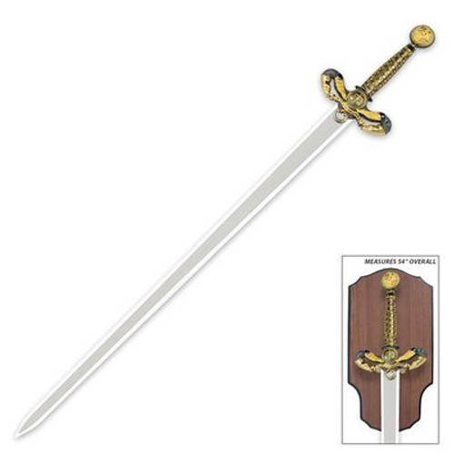 Revolutionary War Freedom Saber Sword