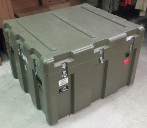 U.S. Armed Forces Hardigg Transport Container