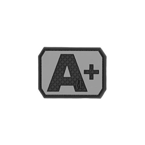 A+ Blood Type PVC - Morale Patch - SWAT