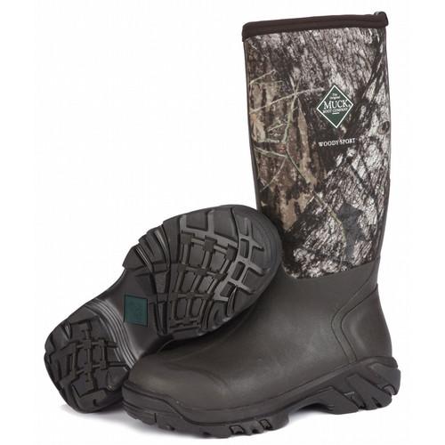 Woody Sport All Terrain Hunting Boot - Mossy Oak Break-Up