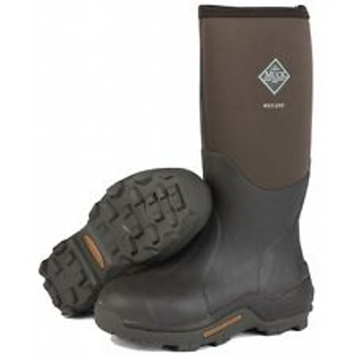 Wetland Premium Field Boot - Bark