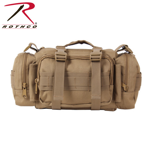Rothco Tactical Convertipack - Coyote Brown