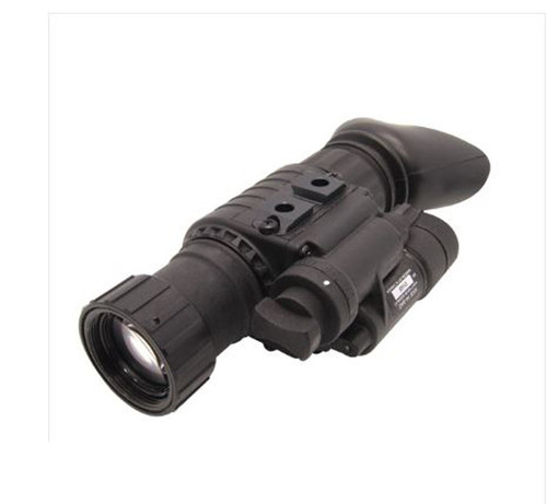 Newcon Optikk 1x, Gen 3 NV Monocular, built in I/R, low bat and 'I/R On' indicators, head gear included, 1m WP