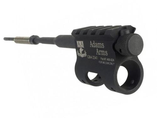 Madbull Airsoft Adam Arms Gas Block Kit - Mid Length