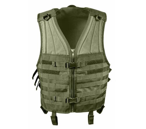 MOLLE Modular Vest - Olive Drab