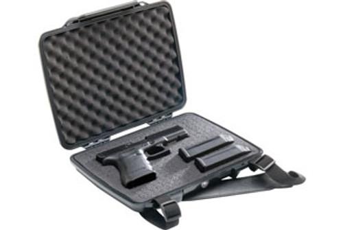 Pelican ProGear P1075 Pistol & Accessory HardBack Case