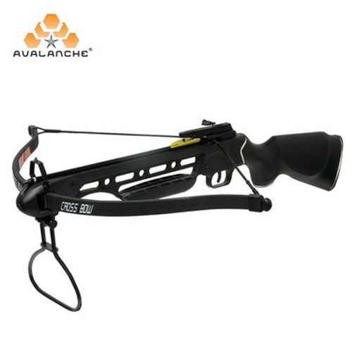 Avalanche Composite Stock Hunting Crossbow 150 lb.