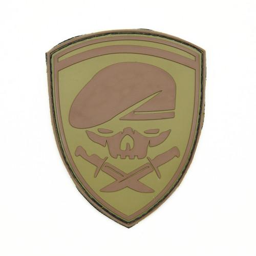 Ranger - Tan - Morale Patch
