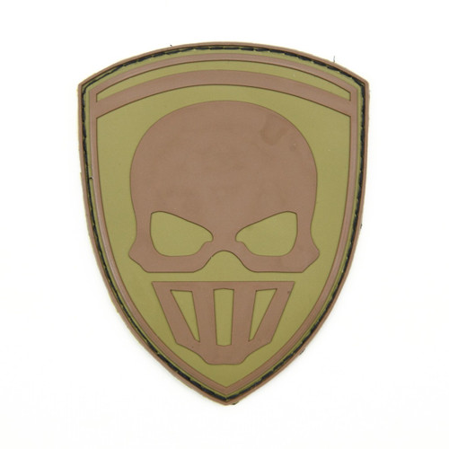 Ghost - Tan - Morale Patch