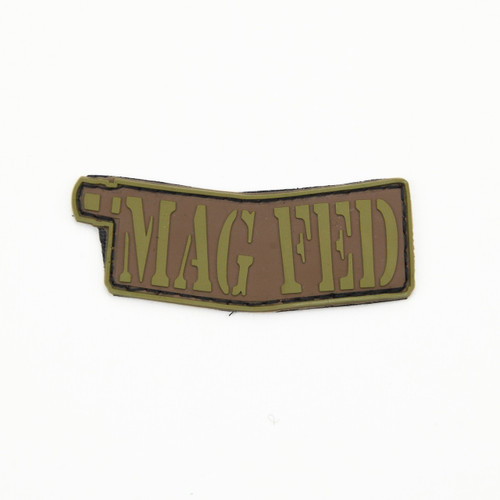MagFed - Tan - Morale Patch