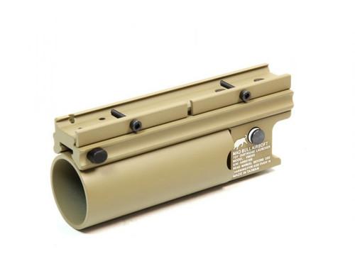 Madbull Airosft XM203 Short BB Launcher - Tan