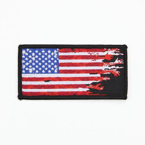 US Flag - Standard - Worn - Morale Patch