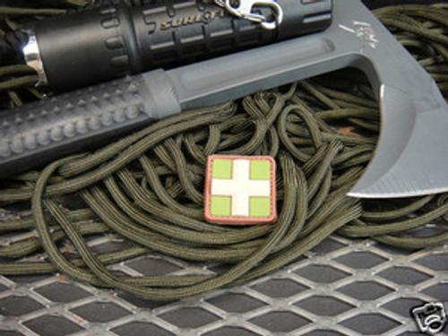 Mini PVC Redcross Medic - MultiCam - Morale Patch