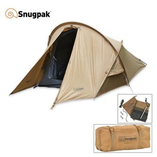 Snugpak Scorpion 2 Tent Coyote Tan