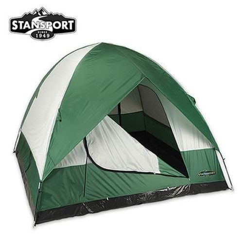 Stansport Ranier Three-Season Four-Person Two-Pole Dome Tent