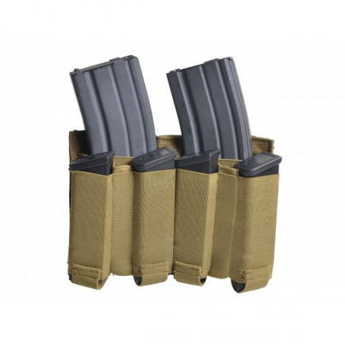 Strike Industries Universal Magazine Pouch - Dark Earth