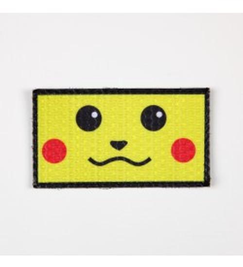 Pikachu - HiViz - Morale Patch