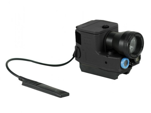 Bravo Airsoft ELM01 Flashlight and Laser Aiming Module - Black