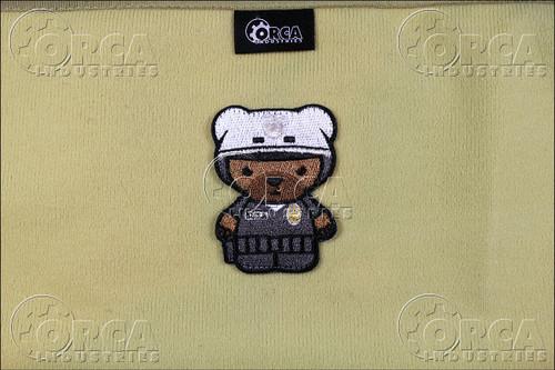 Kuma Korps - Police Bear - Morale Patch