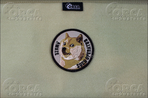 Doge - Such Operator - Morale Patch