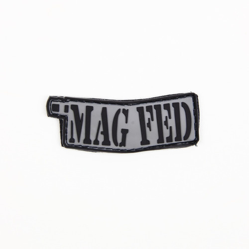 MagFed - Grey - Morale Patch