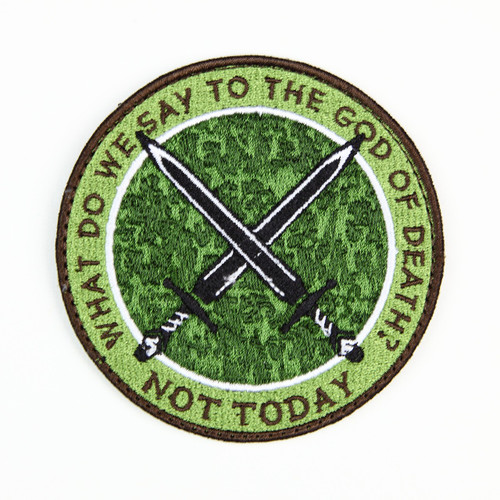 What Do We Say To The God of Death? - Morale Patch