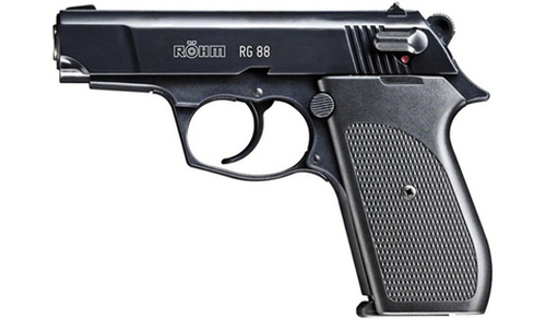 Rohm RG-88 9mm P.A.K. Blank Pistol