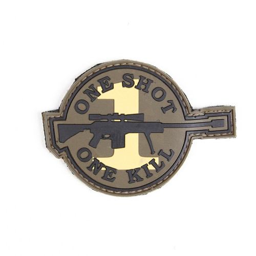 One Shot One Kill - Morale Patch
