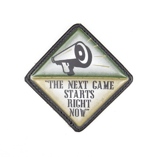 The Next Game Starts Now - Morale Patch